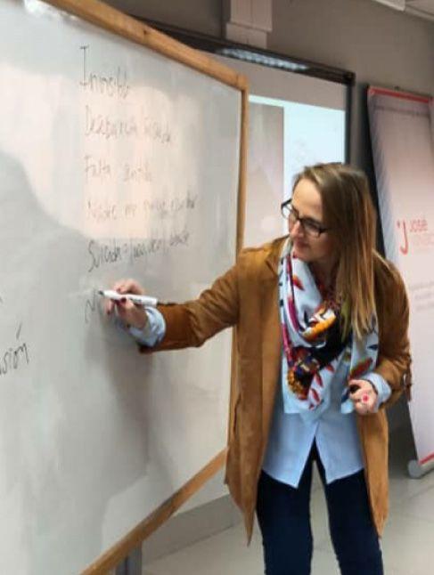Cursos y talleres de Dra. Pilar Del Rio